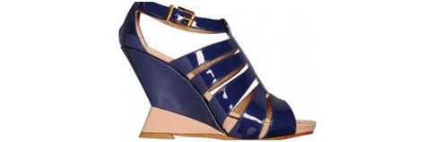 Sandales compensées Cosmo