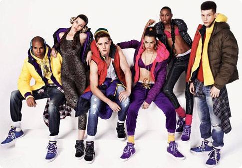 Streetwear Benetton