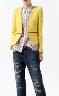 Blazer couture Zara