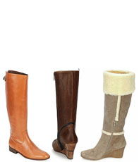 Bottes, 10 paires canons