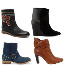 Bottines printemps 2013