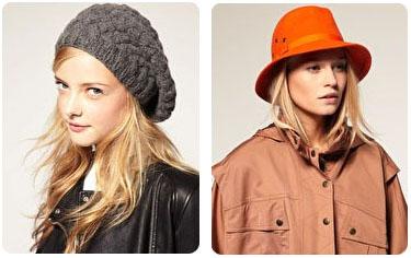 Bonnet oversize Lowie et chapeau en feutre Whistles