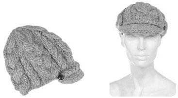 Bonnet-casquette Eugenia Kim