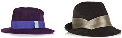 Chapeaux La Cerise sur le Chapeau et Eugenia Kim