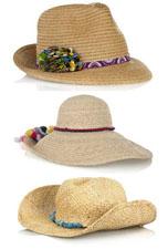 Chapeaux été 2010