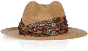 Chapeau de paille Eugenia Kim