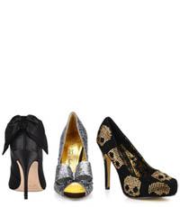 Chaussures glam' pour les Fêtes