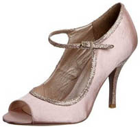 Chaussures satin Zign