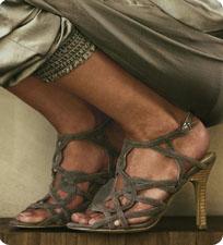 Sandales 3 Suisses