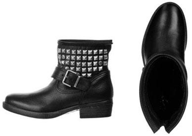 Boots motardes Zign