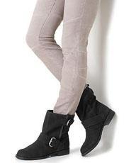 Des boots motardes pour l'automne