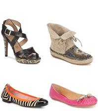 Tendances chaussures printemps-été 2012