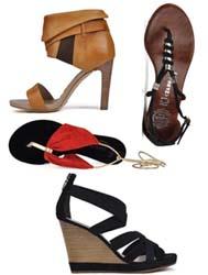 Tendances chaussures printemps 2011