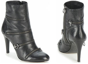 Bottines rock Ash