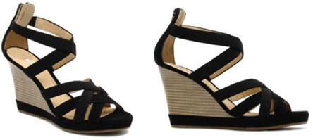 Sandales compensées Geox