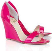 Chaussures compensées Christian Louboutin