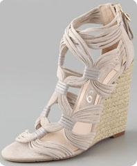 Sandales compensées Boutique 9