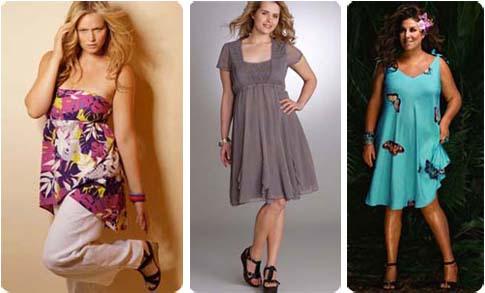great blog robe robes femmes rondes taillissime. Black Bedroom Furniture Sets. Home Design Ideas