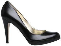 Chaussures à bout rond Guess noires femme K7v7l2qu