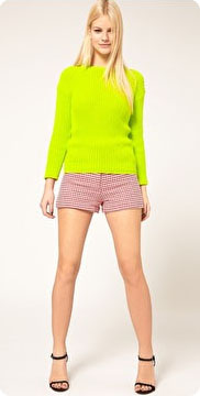 new high the sale of shoes best choice pull fluo femme