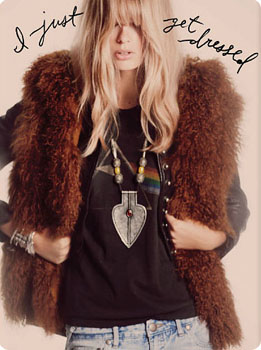 Free People automne-hiver 2011/12