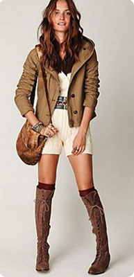 Tenue Free People