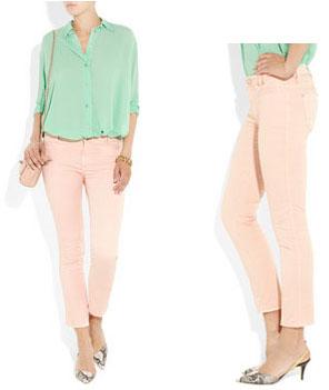 Jean pastel MIH Jeans