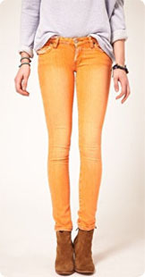 Denim orange M2F