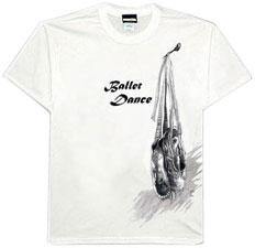 Tee-shirt ballerines