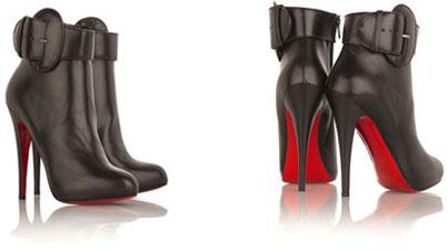 d7d9ea701297d A la limite entre bottines et bottes, ces petites merveilles affichent un  cuir à peine granuleux qui leur confère un aspect authentique et mode, un  talon ...