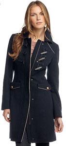 Manteau en laine chic Esprit