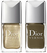 Duo Vernis Golden Jungle Dior