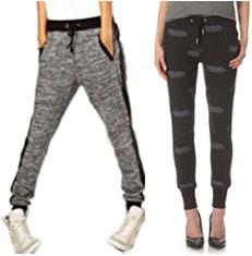 Pantalons de survêt' chics