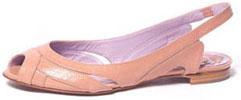 Sandale bout ouvert