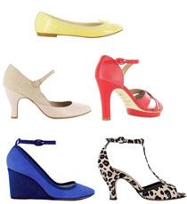 Chaussures Repetto P/E 2012