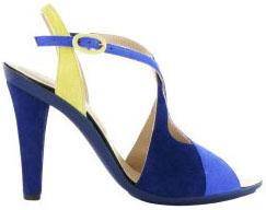Sandales tricolores Eté 2012