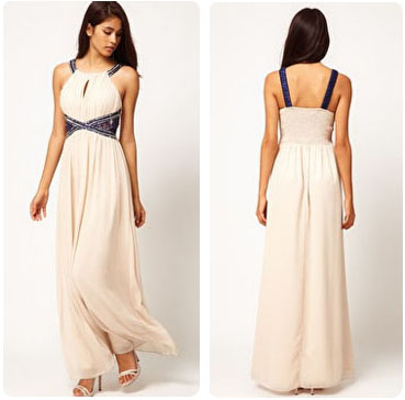 Maxi dress Little Mistress