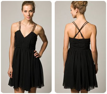 Petite robe noire Best Mountain