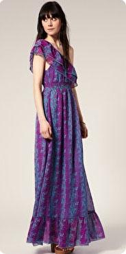 Maxi-dress A Wear