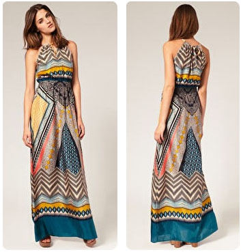 Maxi-dress Warehouse