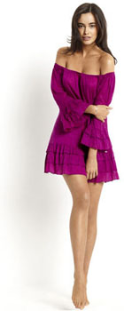 Robe fuchsia Seafolly