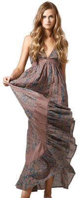 Robe longue Ba&sh