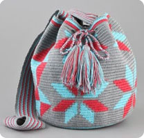 Sac bohême Wayuu Taya Foundation