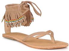 Sandales à franges Jonak