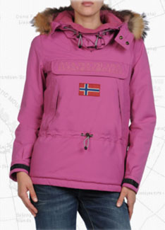 Manteau technique Napapijri