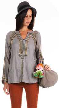 Blouse Antik batik