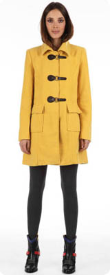 Manteau en solde Monshowroom