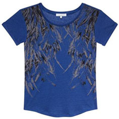 Tee-shirt imprimé Sandro