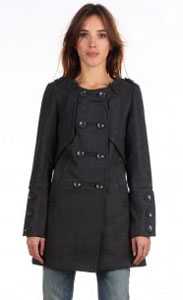 Manteau en laine 2Two