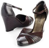 Sandales compensées La Redoute